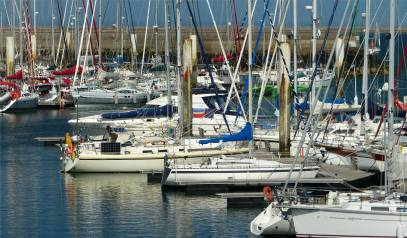 Mari in Cherbourg