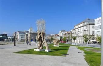 a-coruna-hafenpromenade