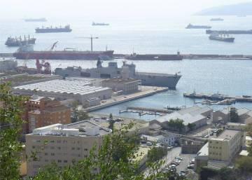 Gibraltar HMS Ocean