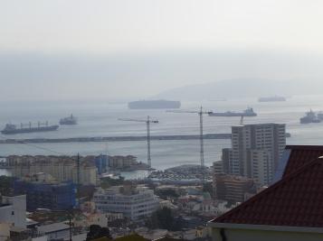 Gibraltar Magleby Maesk