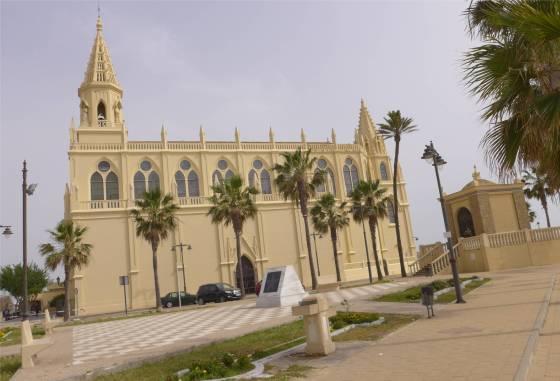 Chipiona Kirche