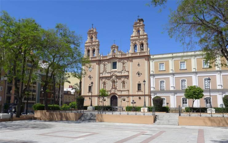 Huelva Katherrale