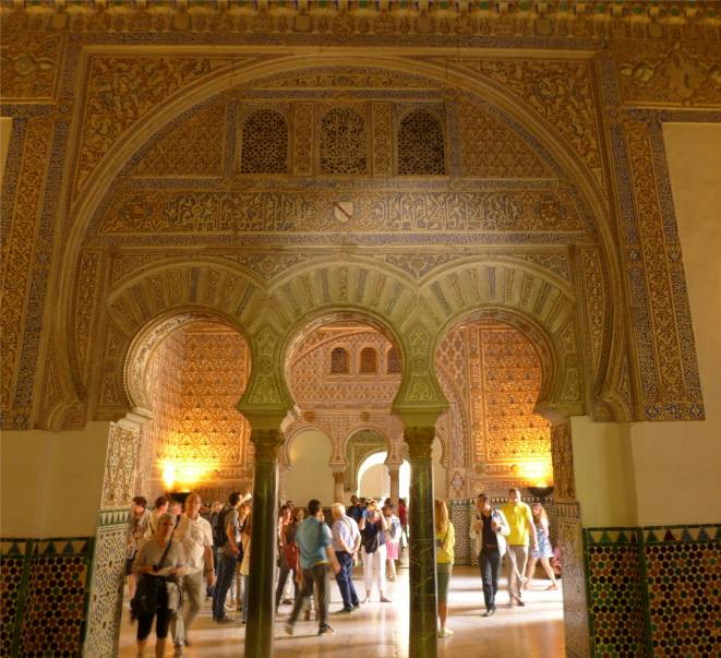 Sevilla Alcazar 1