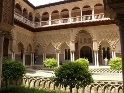 Sevilla Alcazar 2