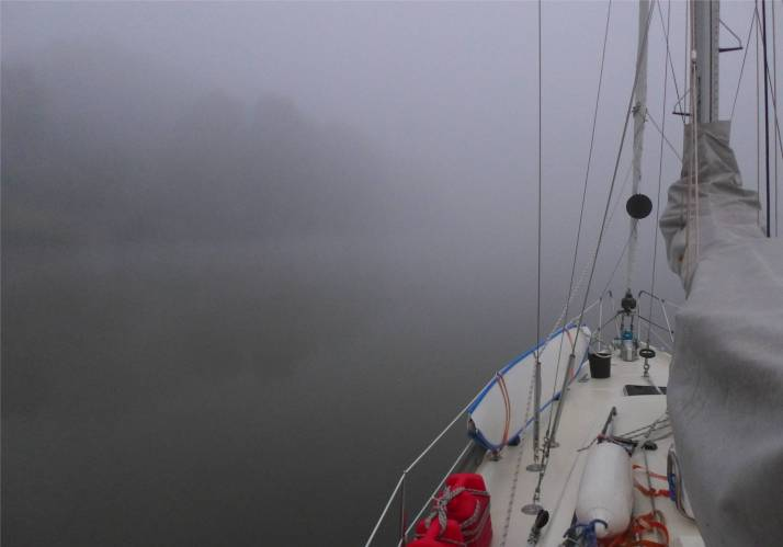 Guadiana Nebel