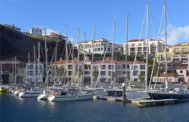 Madeira netter Liegeplatz