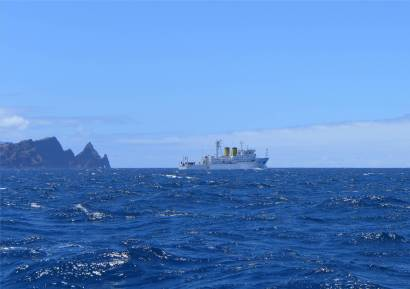 Madeira Schiffsbegegnung