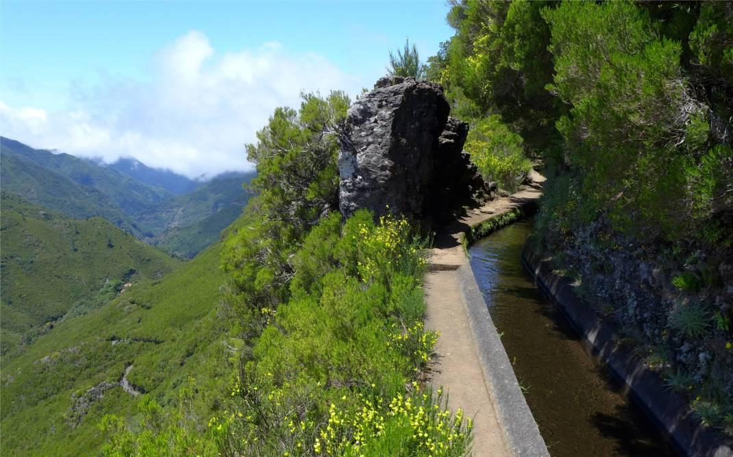 Madeira 2 Bilderbuch Levada