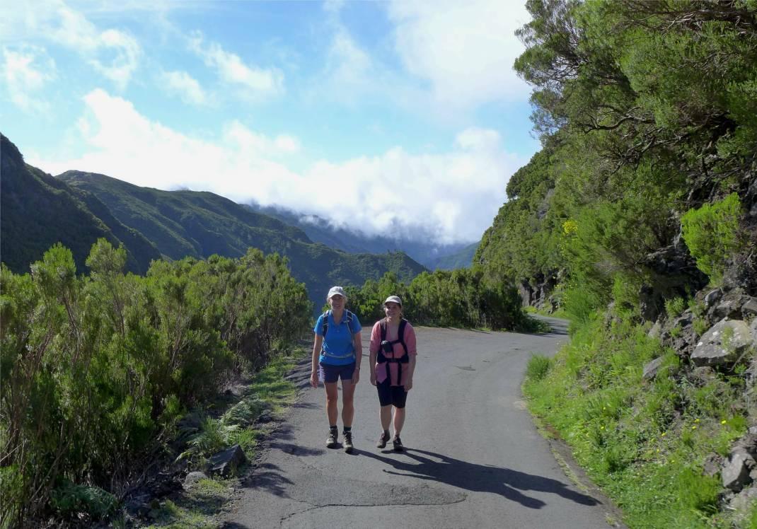 Madeira 2 fast angekommen