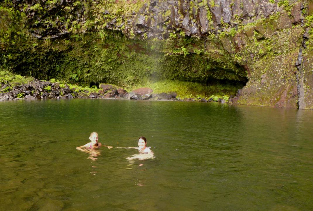 Madeira 2 natuerlicher Pool