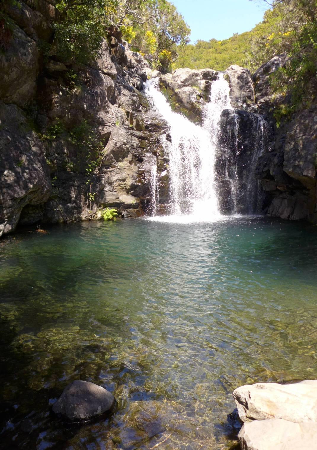 Madeira 2 Quelle der Levada