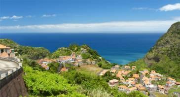 Madeira 3 Blick über Boaventura