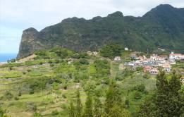 Madeira 3 steile Berge und kleine Doerfer