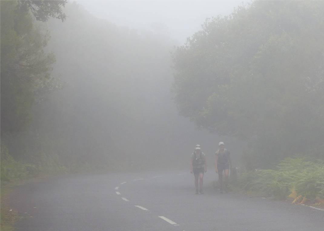 Madeira 4 eingehuellt von der Wolke