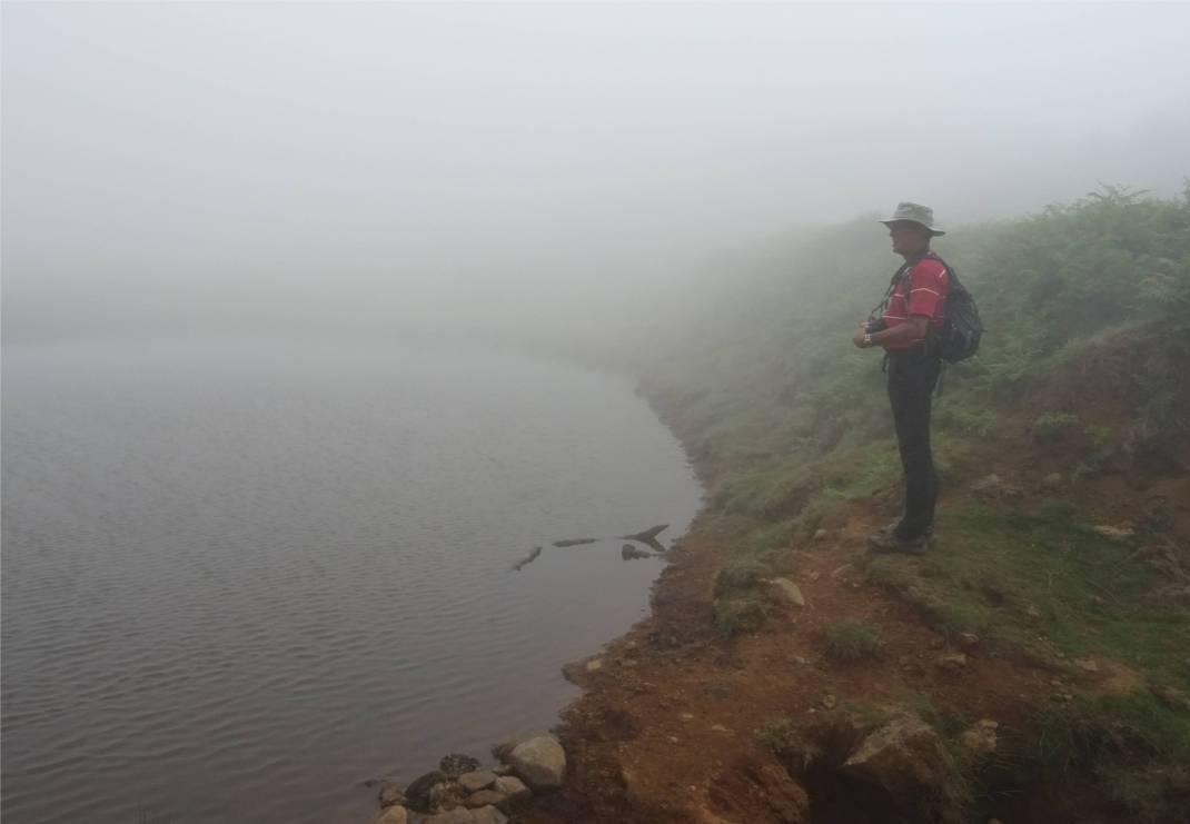 Madeira 4 Nobbi hat den See gefunden