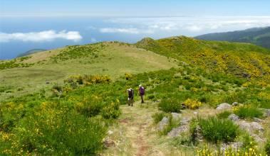 Madeira 5 Aufstieg