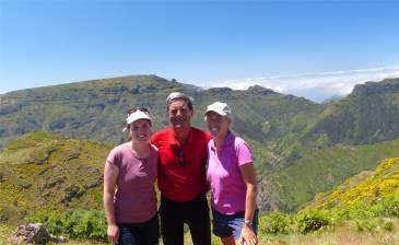 Madeira 5 Gipfelfoto