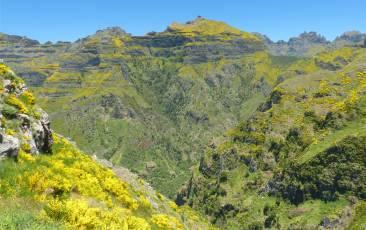 Madeira 5 hohe Berge