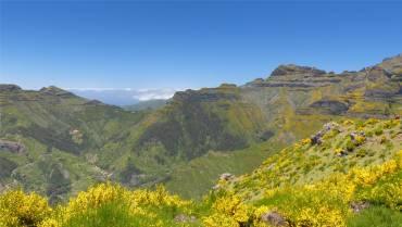Madeira 5 noch mehr Berge