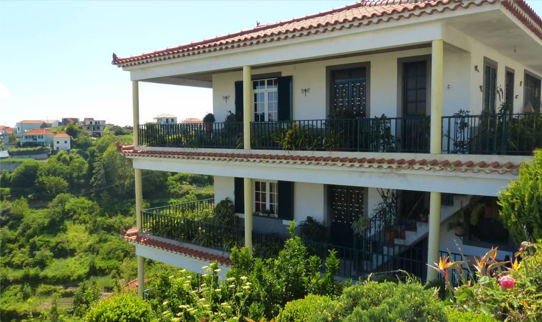 Madeira 5 schoene Balkons