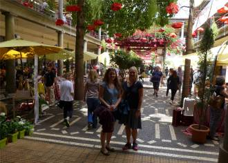 Madeira auf dem Markt