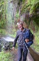 Madeira LdR Nobbi nach dem Wasserfall