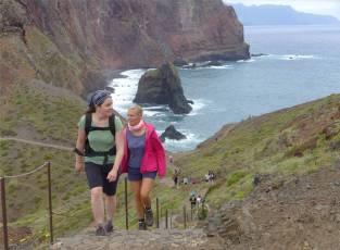 Madeira Osten Mareike und Inga