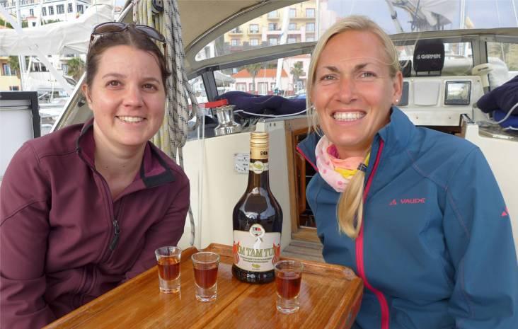 Madeira Tim Tam Tum mit Mareike
