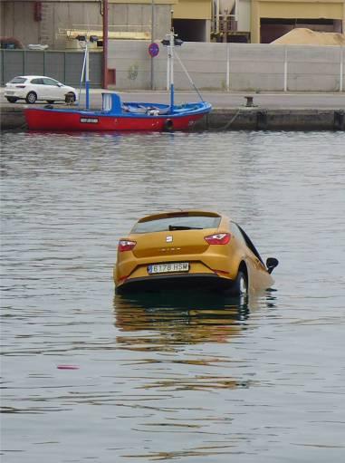 Teneriffa Da schwimmt es noch