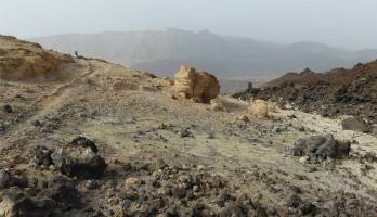 Teneriffa auf dem Teide