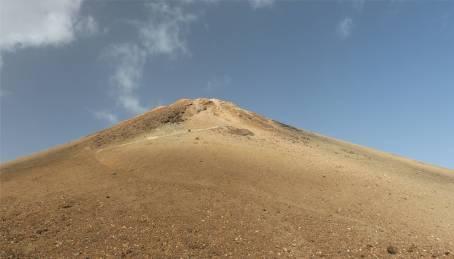 Teneriffa der Gipfel