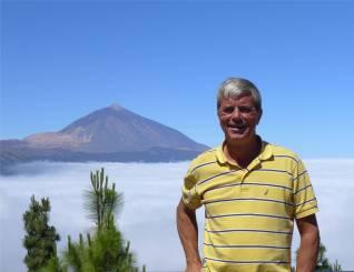 Teneriffa Nobbi und der Teide
