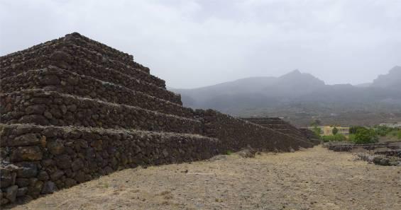 Teneriffa Pyramiden Güimar