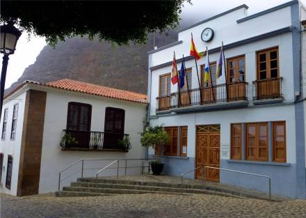Gomera Agulo Rathaus