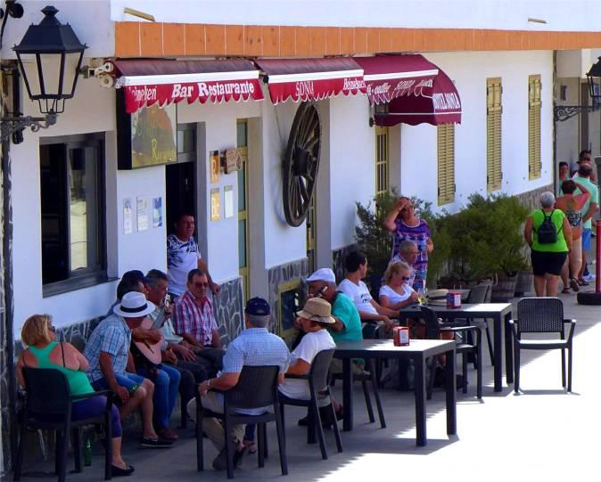Gomera Restaurantempfehlung Chipude