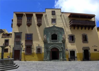 Gran Canaria LP Kolumbushaus