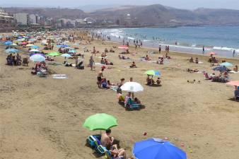 Gran Canaria LP langer Strand im Westen