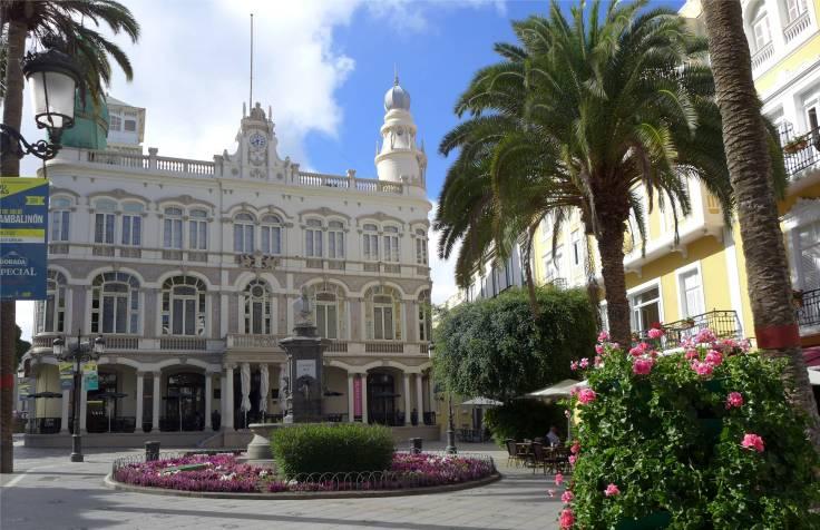 Gran Canaria LP Literaturclub