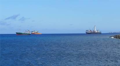 Gran Canaria Schiffsausstellung