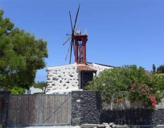 La Gomera Mühle