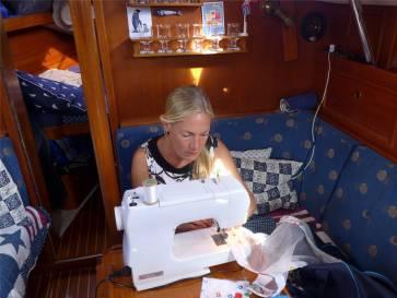 La Gomera neues Nähprojekt