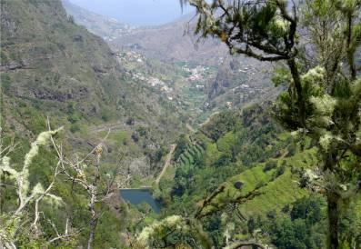 La Gomera tiefes Tal