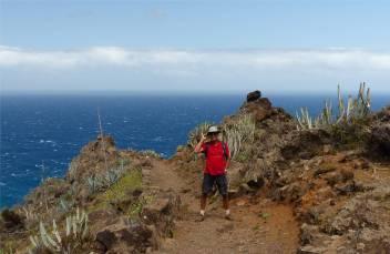 La Palma Auch Nobbi will seinen Hut nicht verlieren