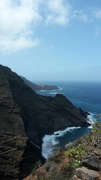 La Palma die Nordküste