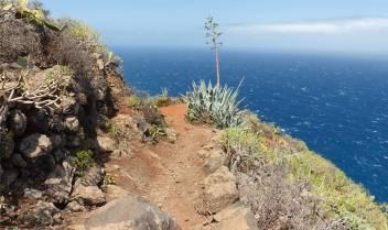 La Palma ganz schön windig