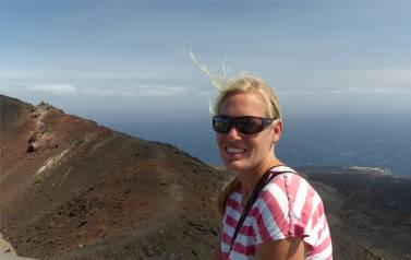La Palma Inga und Vulkan