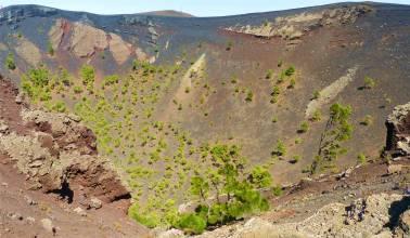 La Palma Krater San Antonio