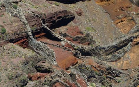 La Palma Lavafarbspiel