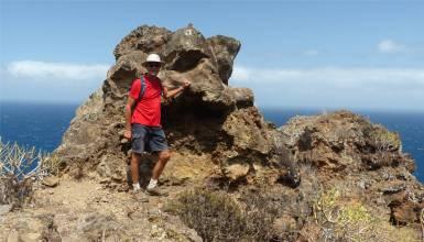 La Palma Nobbi ist oben angekommen