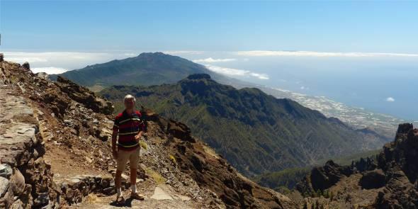 La Palma Nobbi und die Aussicht